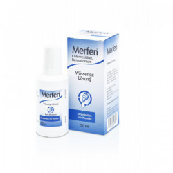 Merfen solution aqueuse...