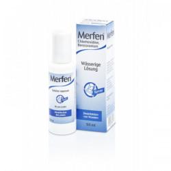 Merfen solution aqueuse incolore spr 50 ml
