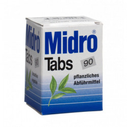 Midro Tabs cpr 90 pce