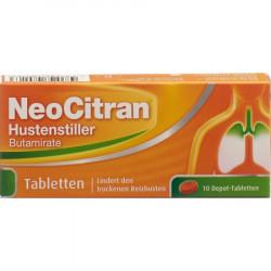 NeoCitran Antitussif cpr...