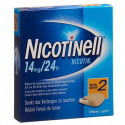 Nicotinell 2 moyen patch...