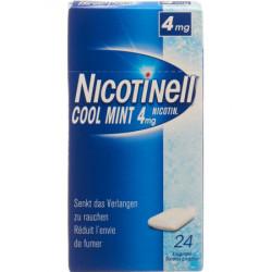 NICOTINELL Gum 4 mg cool...