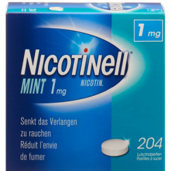 Nicotinell cpr sucer 1 mg...