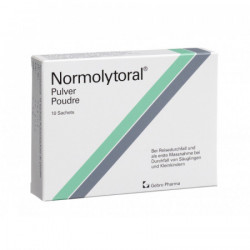 Normolytoral pdr sach 10 pce