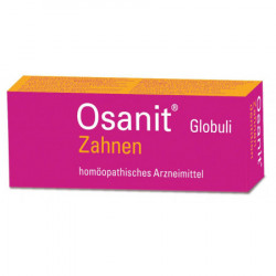Osanit dentition glob 7.5 g
