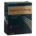 Regaine solution topique 2 % 3 x 60 ml