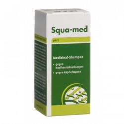 Squa-Med shampooing médicinal pH 5 fl 60 ml