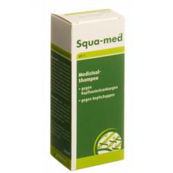 Squa-Med shampooing médicinal pH 5 tb 150 ml
