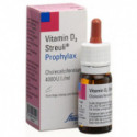 Vitamine D3 Streuli 4000 UI/ml Prophylax solution buvable 10 ml