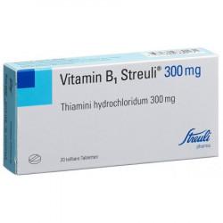 Vitamine B1 Streuli cpr 300...
