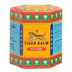 Tiger Balm ong rouge-fort pot 30 g