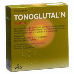 Tonoglutal N cpr pell 100 pce