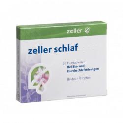 Zeller sommeil cpr pell 20 pce