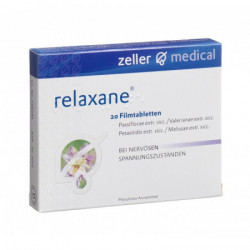 Relaxane cpr pell 20 pce