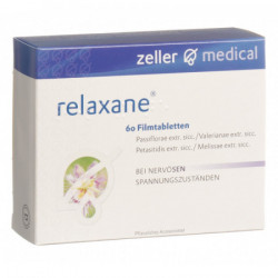 Relaxane cpr pell 60 pce