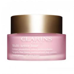 CLARINS Multi-Active Jour Crème toutes peaux 50 ml