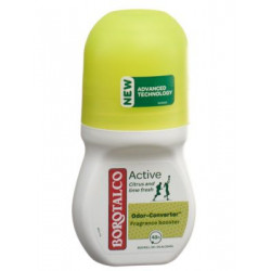 Borotalco active roll citron vert 50ml