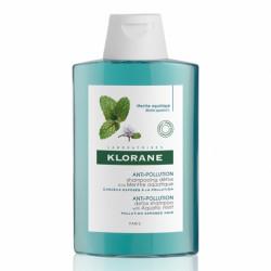 KLORANE menthe aquatique shampooing 200ml