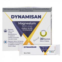 DYNAMISAN Magnesium Caféine...