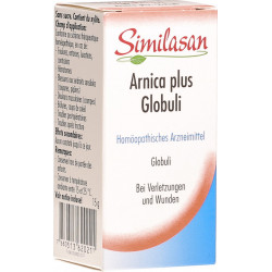 SIMILASAN arnica plus glob 15gr