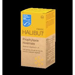 HALIBUT Classic 120 capsules