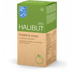 HALIBUT Plus 180 capsules