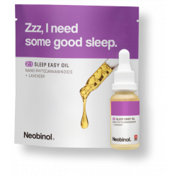 NEOBINOL sleep easy oil fl 20ml
