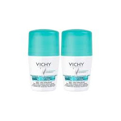 Vichy déo anti-traces duo roll-on 2x50ml