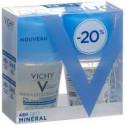 Vichy déo minéral 48h roll-on duo 2x50ml
