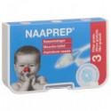Naaprep mouche-bébé inclusive 3 filtres