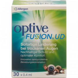 OPTIVE Fusion gtt opht 30 monodos 0.4 ml