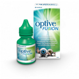 OPTIVE Fusion gtt opht fl 10 ml