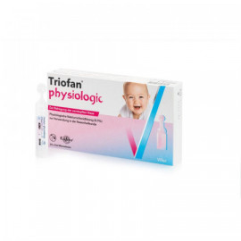 TRIOFAN physiologic liq 20 monodos 5 ml