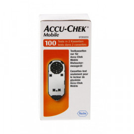 Accu-Chek Mobile tests 2 x 50 pce