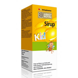ARKOROYAL sirop kid fortifiant fl 150 ml