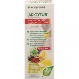 Arkotoux sirop DM fl 140 ml