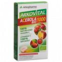 ACEROLA Comprimé 1000 mg Bio 30 pièces